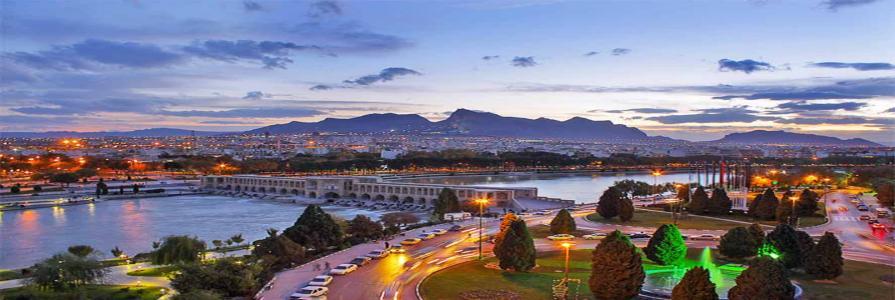 Isfahan city